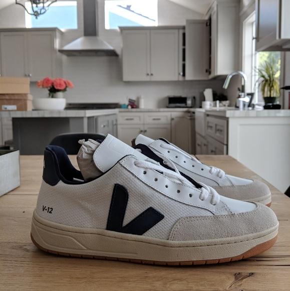 Mens Veja V2 B Mesh Sneakers | Poshmark